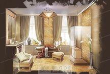 Beauty Salon Interiors