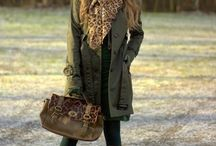 Winter + Fall Fashion