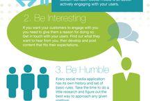 Social media / Social media útil y accesible