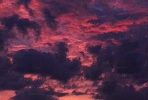 'Sunset' and 'Sunrise'