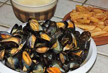 Miam du Poisson & Co / Plats à base de poissons et crustacés