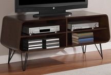 TV stands / The art of the impossible - making a TV look good / by Gordon Knight