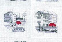 Permin cross stitch