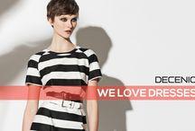 We Love Dresses / Adoramos vestidos