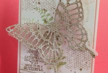 Stampin' Up Butterfly basics
