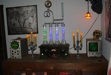 Halloween Indoors / by Amber Hinkle