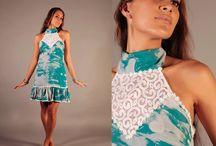 robe polynésienne