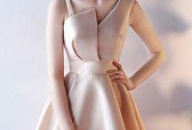 vestido glamouroso