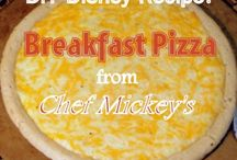 Disney recipes / by Krista Schreiber