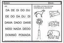 Lectoescritura Infantil MAYUSCULA
