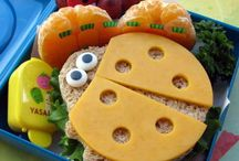 Lunch Ideas for Kids / Bring back the fun at lunch time with these creative ideas for kids' lunches. / by Inner Child Fun Kids Crafts