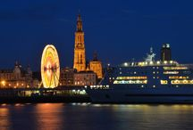 Christmas with Brittany Ferries / A selection of seasonal pictures from our ports and ships this Christmas!