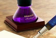 Fountain pen ink