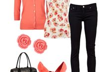 Outfits / by Jessica James