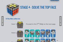 собрать кубик-рубика