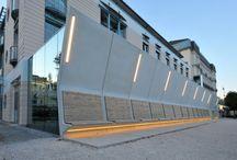 Plaza Wall ideas