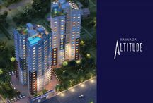 RAJWADA ALTITUDE - Residential project in Garia. / Rajwada Altitude is all about luxury and elevated living. Offering 3BHK flat 5000 psf on wards.