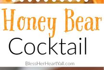 Honey Sweetened Drinks / Sip a drink made with honey!