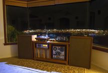 Audio - Setups & Displays