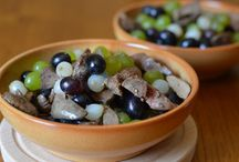 Recipes in Hungarian - salad