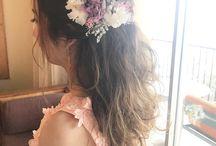カラードレス用