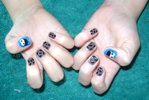 Nail Designs / by Jamie Griffee