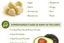 Healthy food / Zdravé jídlo