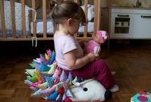 Coin Couture bébé / Livres, jeux éducatifs, vêtements, accessoires du quotidien, pour les bébés (0-2 ans 1/2) à fabriquer à partir de tissu