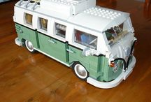 Lego vw / Lego vw buss