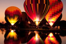~ Up Up and Away~ / ~Would love to fly in one of these~