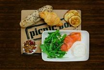 our brekkie boxes / Fresh, delicious, hand crafted brekkie boxes.