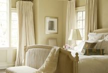 Beautiful Bedrooms / A beautiful and relaxing space is essential to unwind and ensure a good nights rest.  Creating this space adds value to your home
