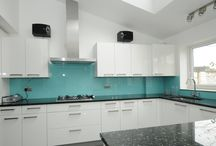 Splashbacks - Glass & Mosaic