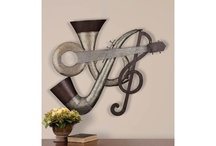 Jazz Decor / Find inspiration from jazz music that will brighten up your home or office space.