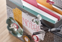 Stampin Up ideas / by Valerie Beary