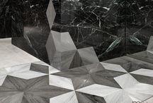 Floor Inlay Pattern