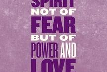 Scriptures :)