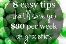 Frugal Tips & Tricks / How To Be Frugal - tips, inspiration & ideas