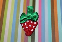 Strawberry / by Sandra Bourn