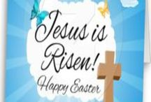 HAPPY EASTER / EASTER