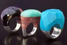 awesome rings / by Christi Hampton
