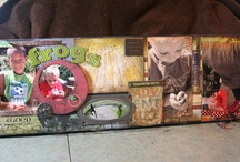 2sassy4u craftin & junkin / Crafts Wood, metal, scrapbooking, homemade, Christmas