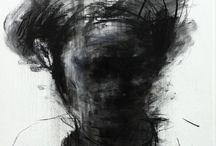 Κάρβουνο ζωγραφικη