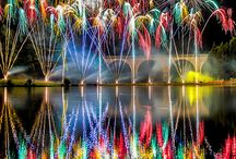 Fireworks / Wow!  / by Stephanie Bacot