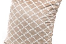 Throw Pillow / Housewares / Home accent pieces made of our top award winning Minky-Chenille