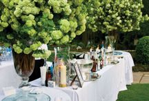 ~Tablescapes~ / Beautiful Tables and Centerpieces / by Cathy