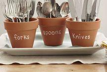 Ideas decoración mesas