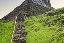 mezoamerické indiánske kultúry / Mayovia, Aztékovia, Olmékovia, Inkovia,...