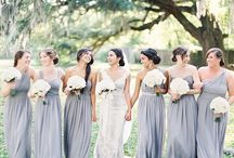 Bridesmaid dresses / by Kayla Kasprak