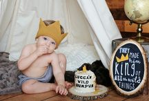 {Maxwell's 1st Birthday Celebration}